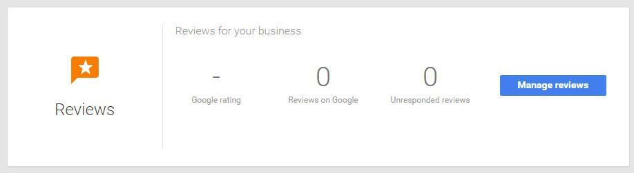 Google My Business - Manage Customer Reviews