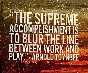 A quote from Arnold Toynbee