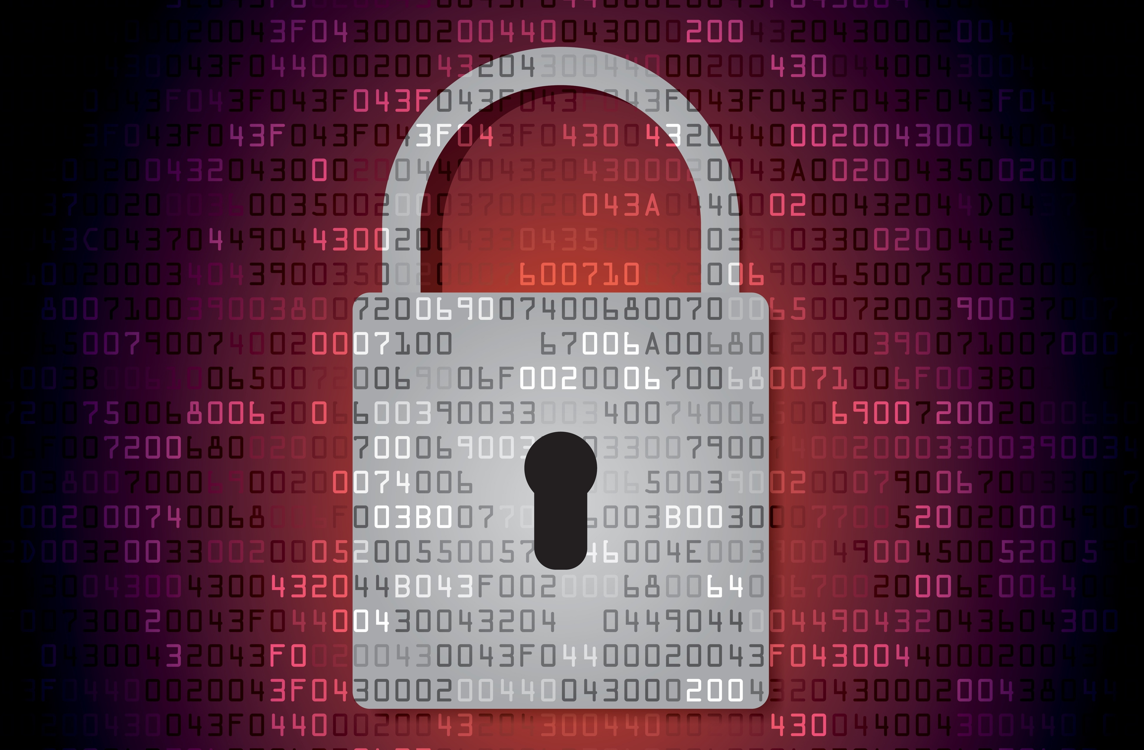 Locky - Encrypted Data